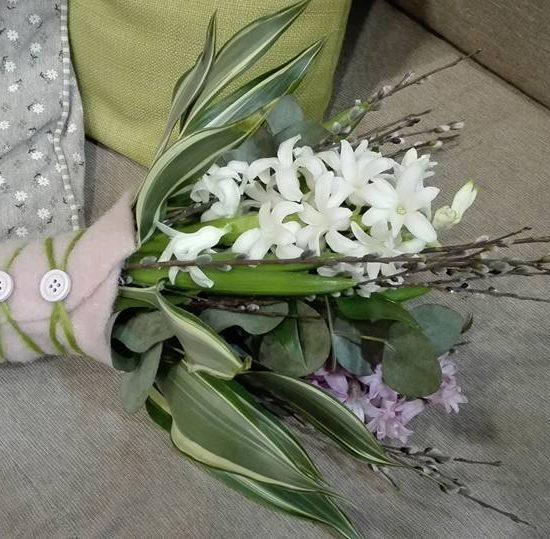 Anyák napi virág csokor 1